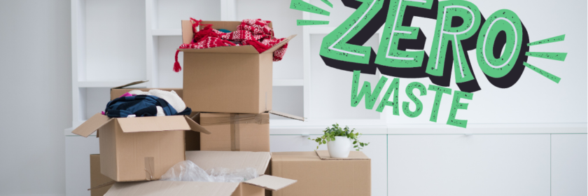 Moving Tips for a Zero-Waste, Eco-Friendly Move