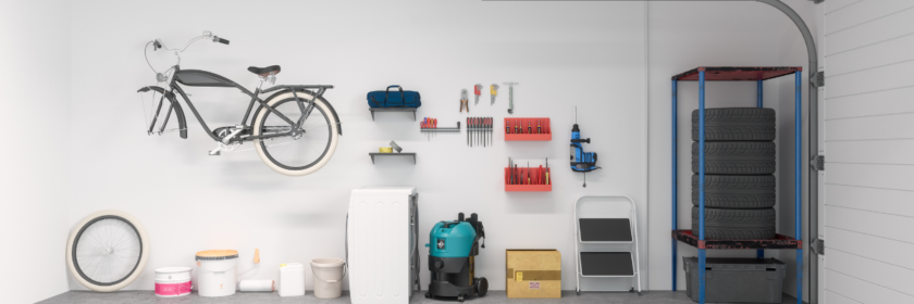 Organizing Tips to Keep Your Garage Clean and Clutter-Free After a Move